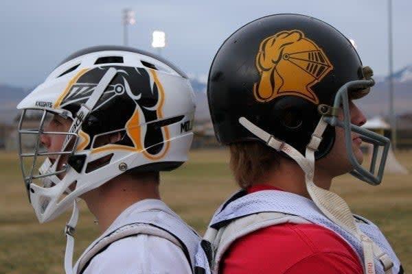 BK Lacrosse Football Players