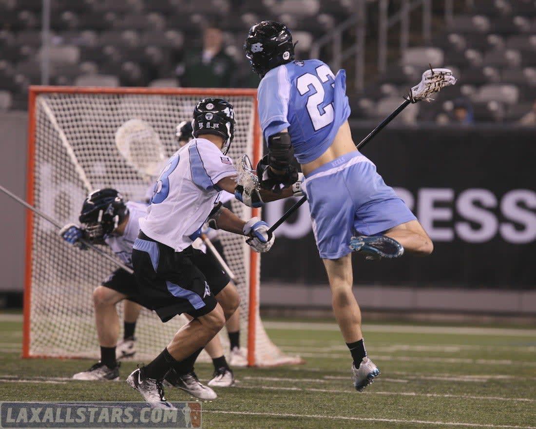 UNC Vs. Johns Hopkins Lacrosse