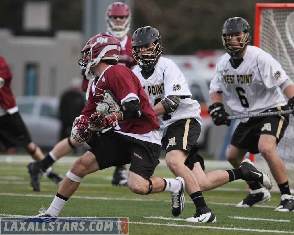 UMass vs Army Lacrosse 30