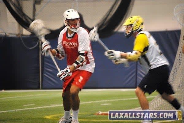 Michigan vs Denison Lacrosse Photo 1