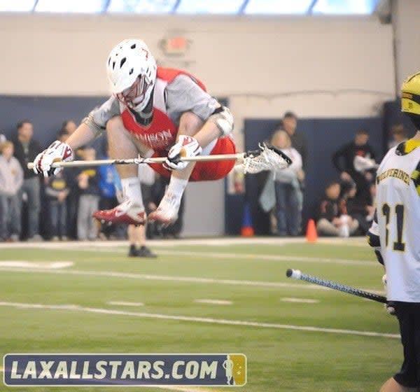 Michigan vs Denison Lacrosse Photo 4