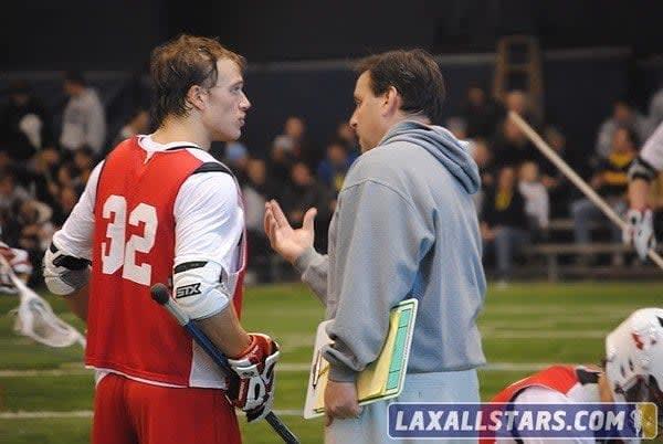 Michigan vs Denison Lacrosse Photo 8
