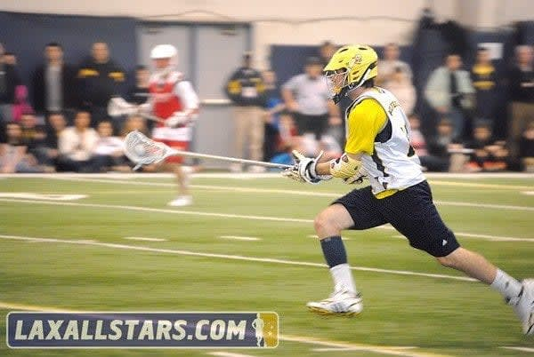 Michigan vs Denison Lacrosse Photo 17