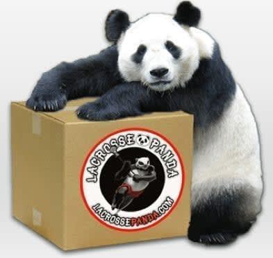 Lacrosse Panda Free Ship February
