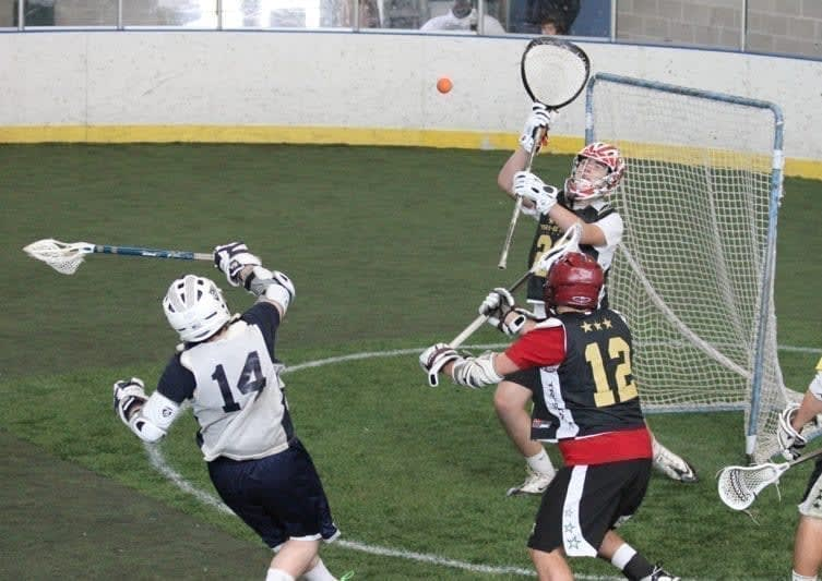Lance Gibson Tri-State Lacrosse