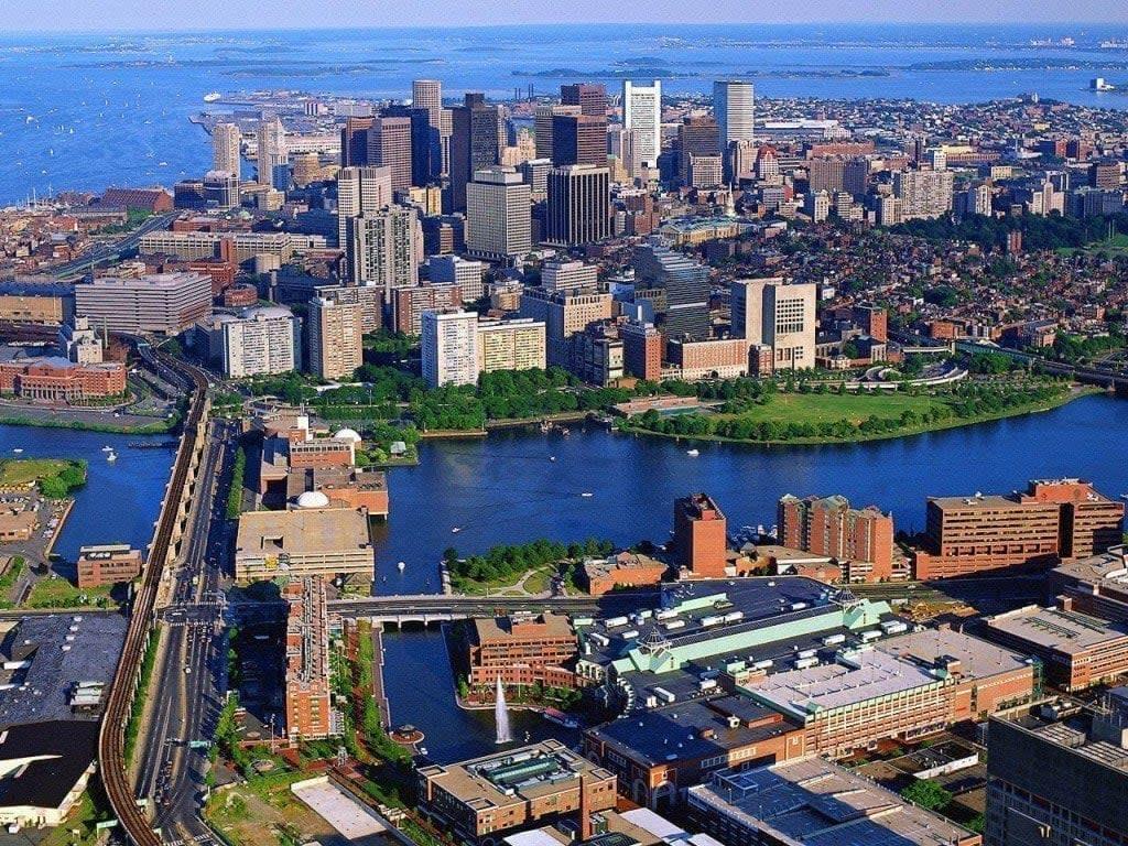 City of Boston, Massachusetts