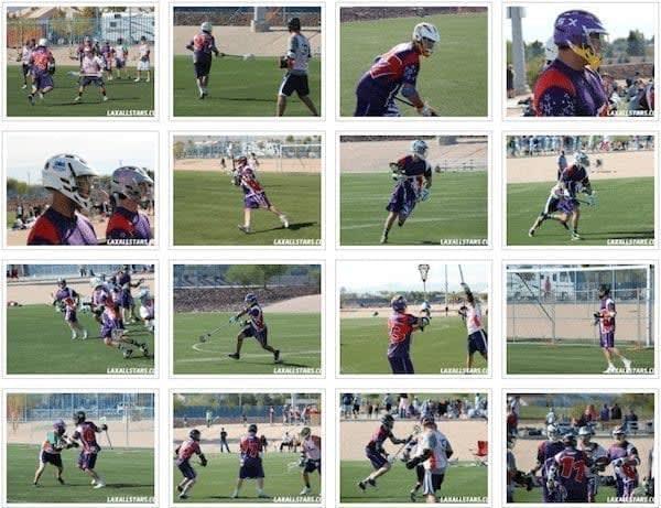 Photo Gallery - Bigfoot LAS vs. South Bay Lacrosse
