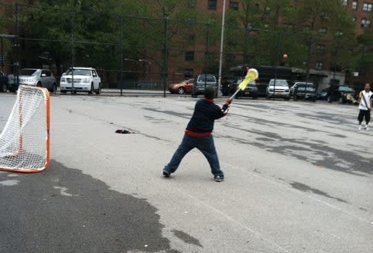 Lacrosse in Brooklyn