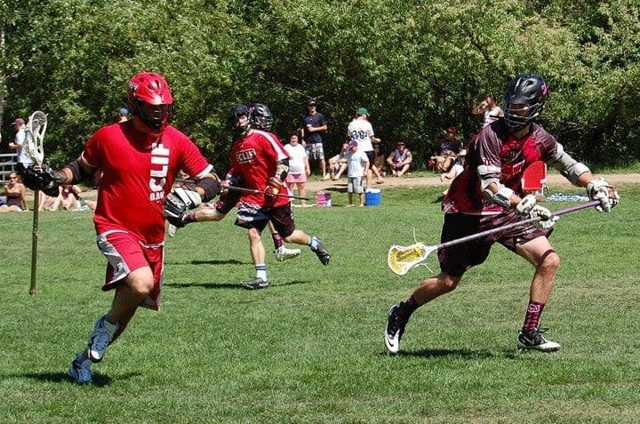 Woozles Clif Bar Lake Tahoe Lacrosse Tournament