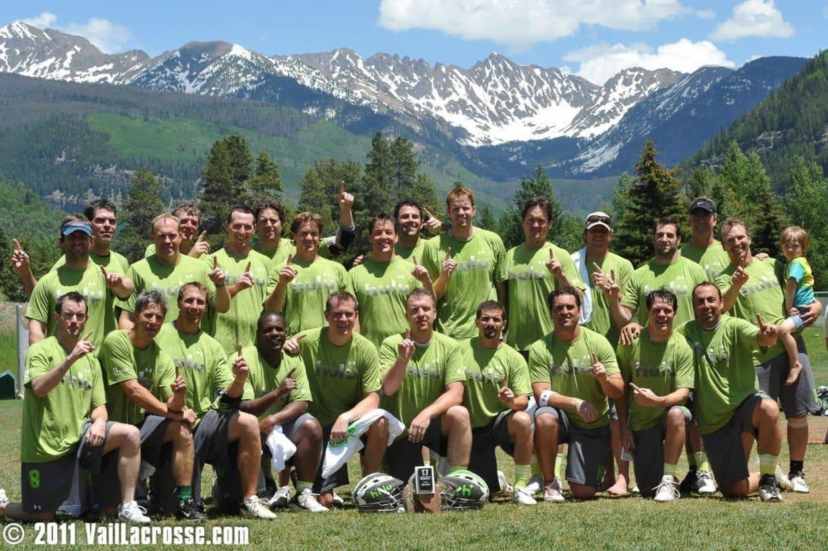 Team Hulu Vail Lacrosse Shootout