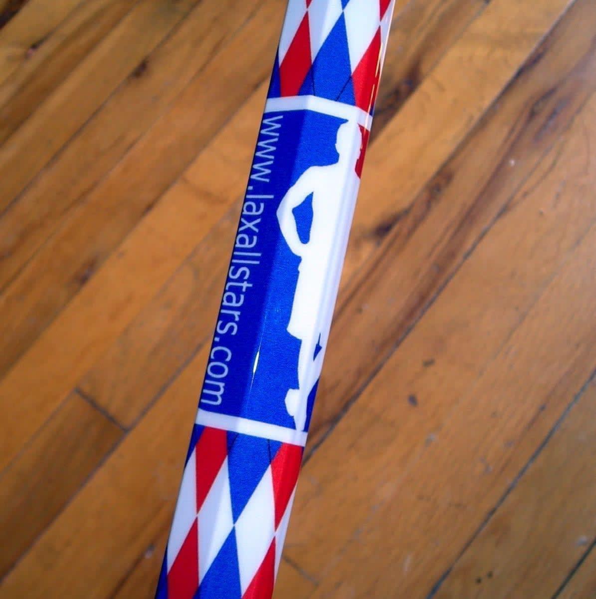C-12 Lacrosse shaft LAS style