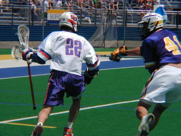 Mikey Powell Nicky Polanco Syracuse Hofstra lacrosse