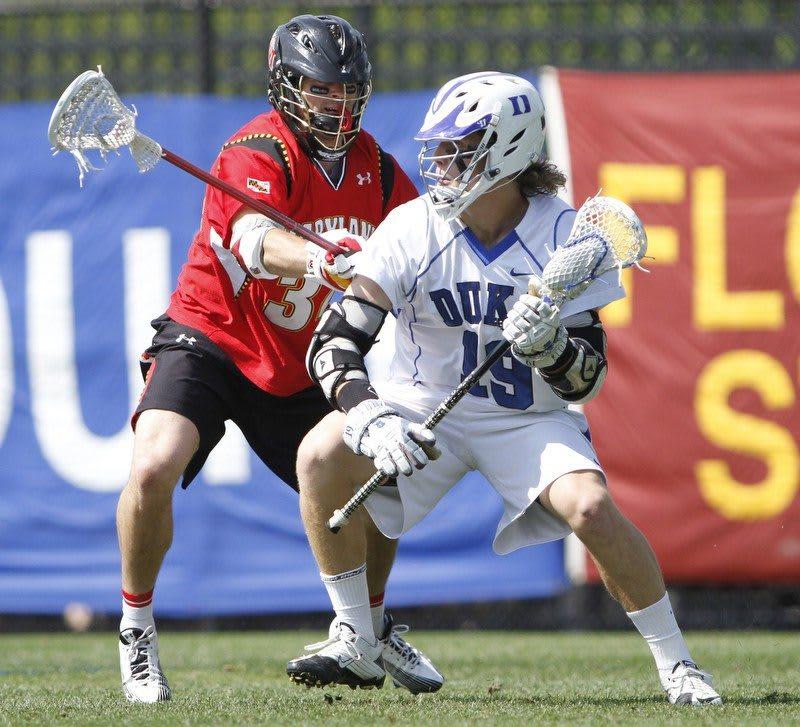 NCAA Men's Lacrosse 2011 Maryland Duke ACC Finals