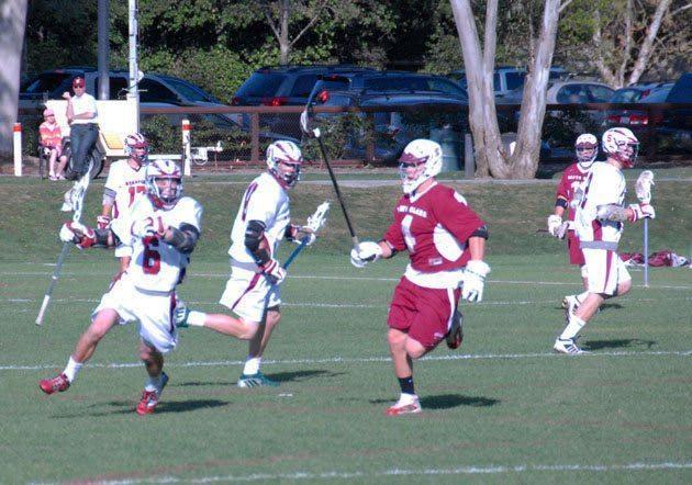 Santa Clara Lacrosse 2010 Stanford MCLA