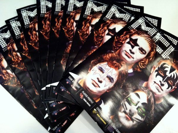 MCLA The Lax Mag March 2011