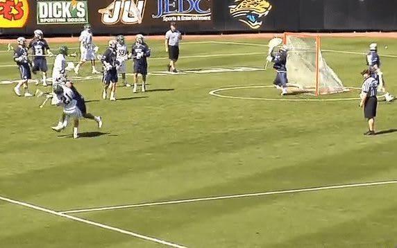 Jacksonville Georgetown video lax.com 2011 lacrosse