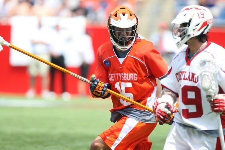 Tommy Kehoe Gettysburg Cortland Lax.com lacrosse