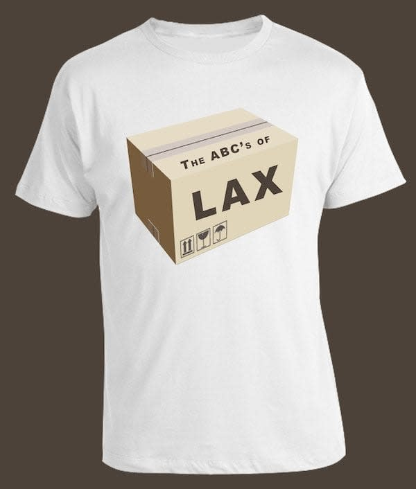 Box Lacrosse t-shirt