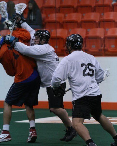 joel mccready nll box lacrosse