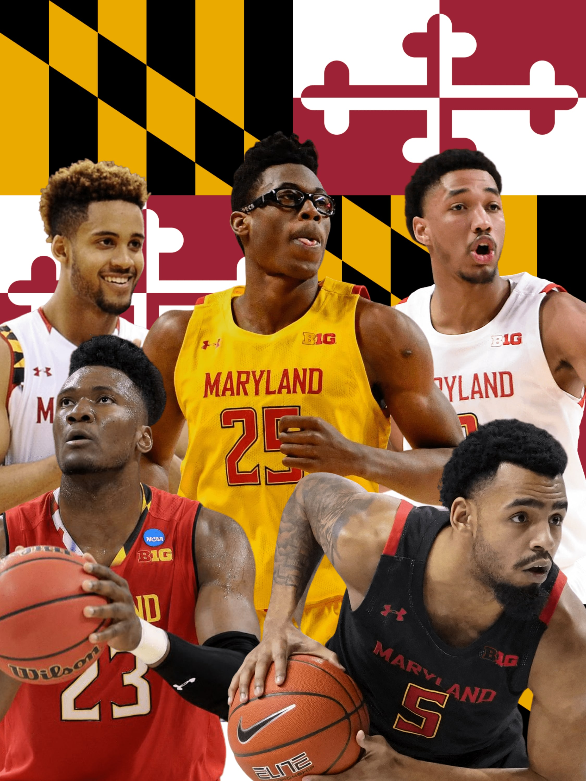 Mark Turgeon has been the head men's basketball coach at Maryland for 10 years, so a group of Terps alumni came toether to make their All-Turgeon teams.