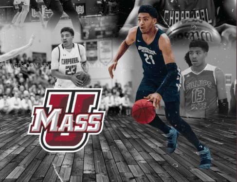 Class of 2020 recruit Ronnie DeGray III committed to UMass earlier this month amid the whirlwind that is the COVID-19 crisis.