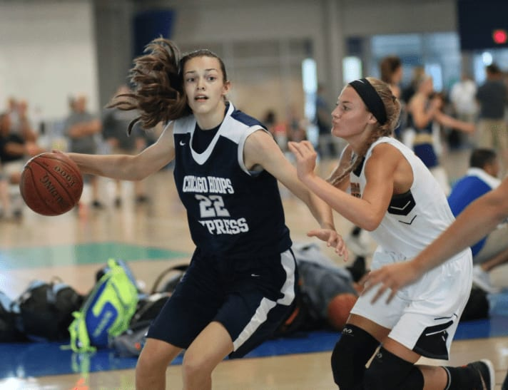 I spoke with Oregon-commit Angela Dugalić about the cancellation of the McDonald's All-American Game and more as coronavirus continues to affect hoops.