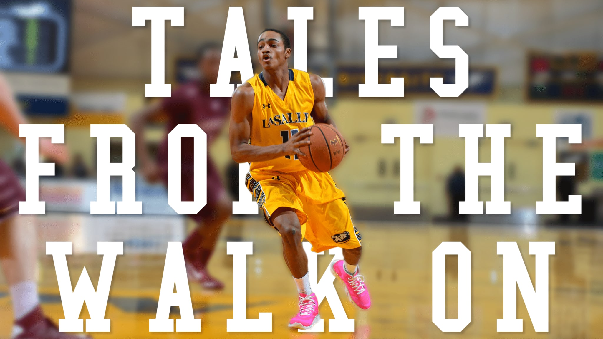 OJ Lewis 'Walked On' to the 2012 Sweet 16 with La Salle