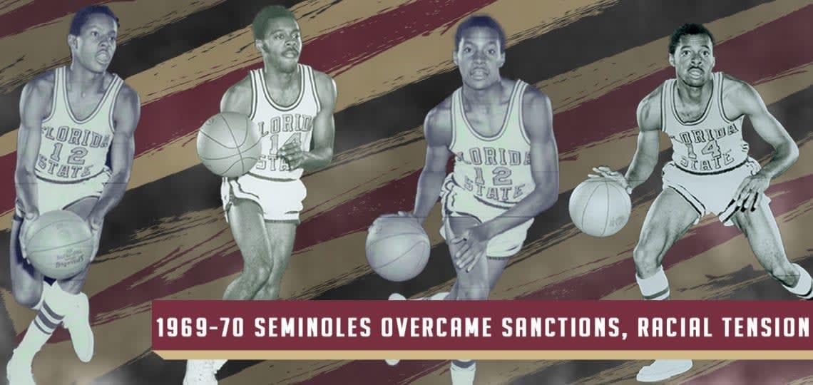 1969-70 Florida State Overcame Sanctions