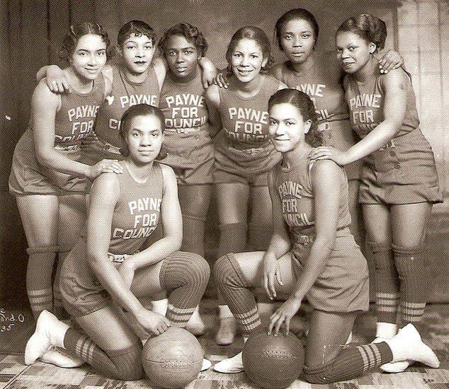 councilman l.o payne all-female all-woman basketball