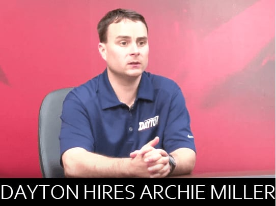 Roughly a decade ago, Dayton hired Archie Miller to take over the spot left vacant when Brian Gregory bolted for Georgia Tech.
