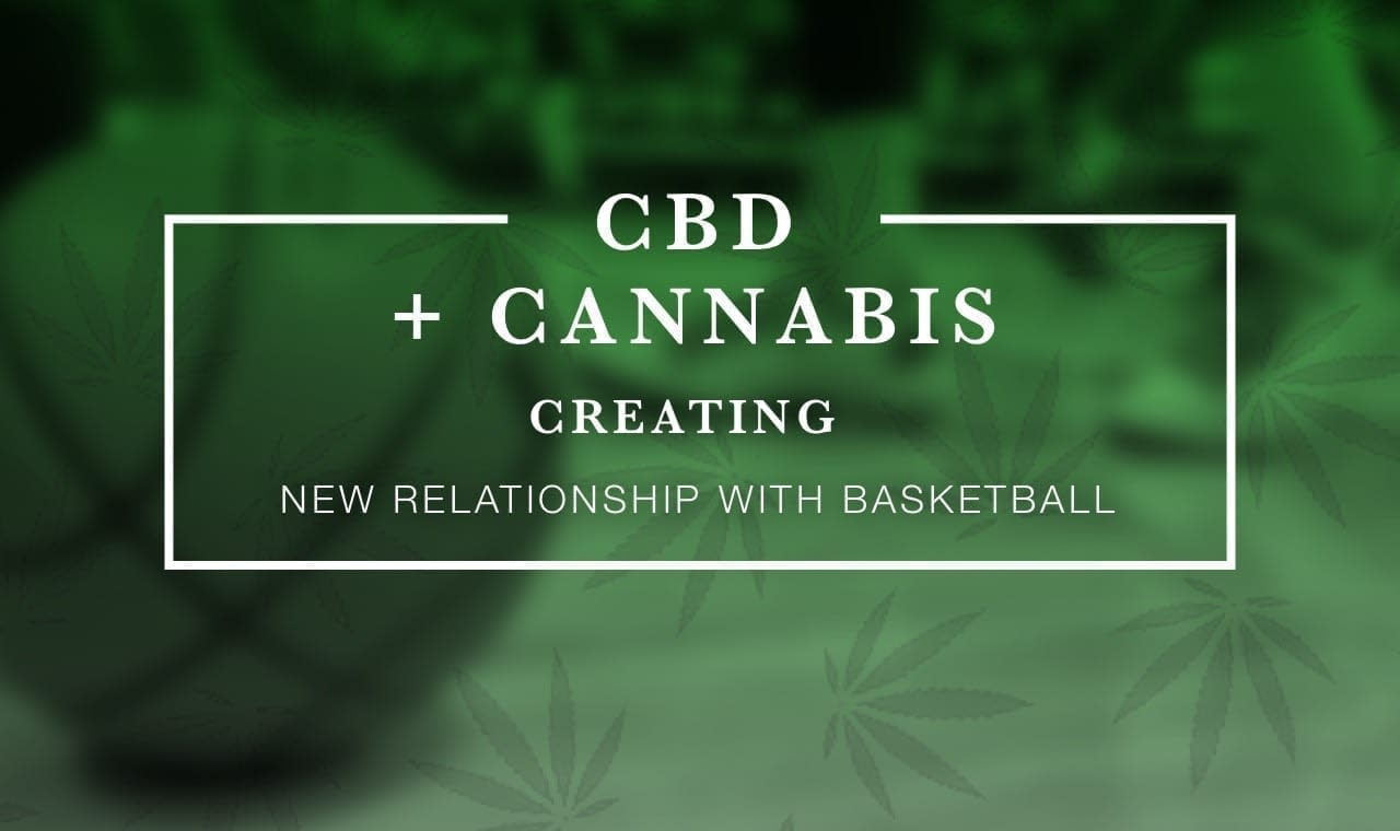 CBD Sees Basketball Boom with Athletes' Endorsement