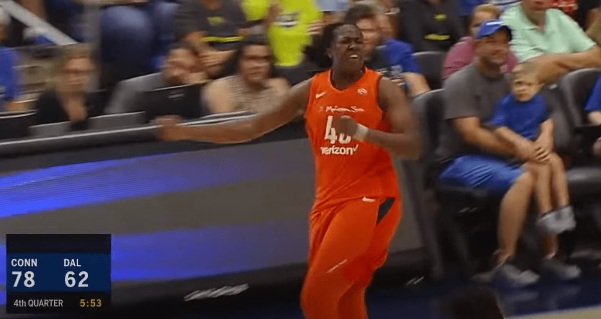 Shekinna Stricklen has been in the WNBA since 2012 and spent her college days at Tennessee. This is a recap of some of the best moments of her career.