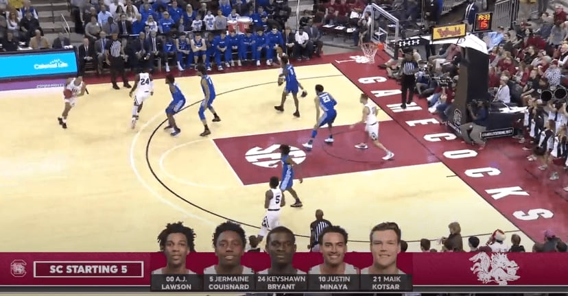 On Jan. 15, 2020, No. 10 Kentucky vs South Carolina made national headlines as the Gamecocks pulled off the upset, 81-78, on an unreal buzzer beater.
