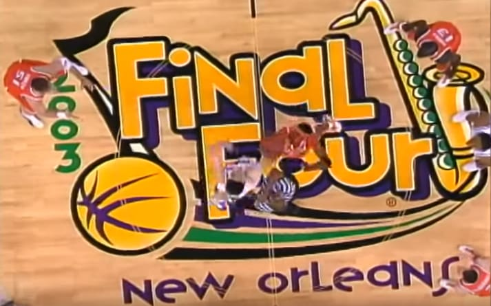 Syracuse vs Kansas was the matchup in the 2003 national championship game, pitting one of the blue bloods of the sport against a title-less program.