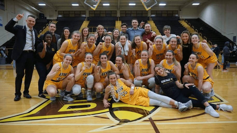 Baldwin Wallace women's basketball head coach Cheri Harrer explained how she and her program are dealing with the COVID-19 situation.