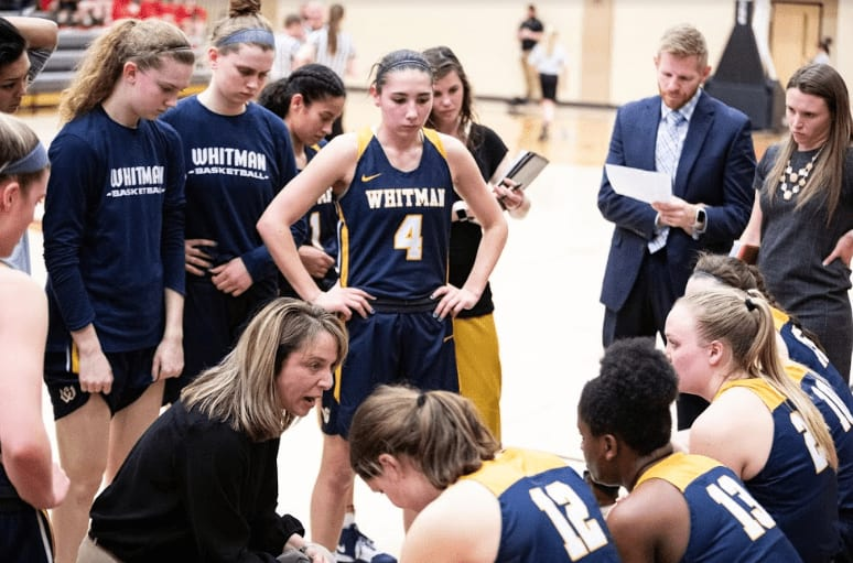 Whitman women's basketball head coach Michelle Ferenz discusses how she and her team have handled having their Sweet 16 run abruptly ended by COVID-19.