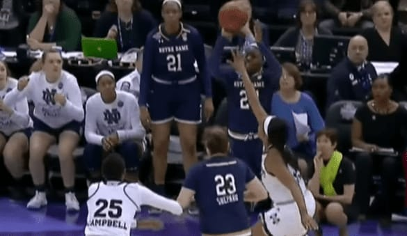 The 2018 NCAA Women's Final Four was one of the best the sport has ever seen and a huge highlight for hoops from the 2010s.