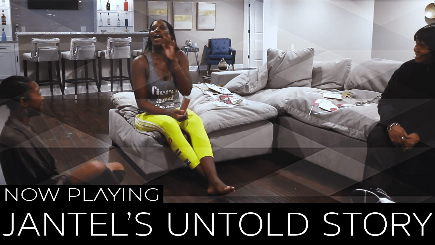 Video: The Untold Story of Jantel Lavender