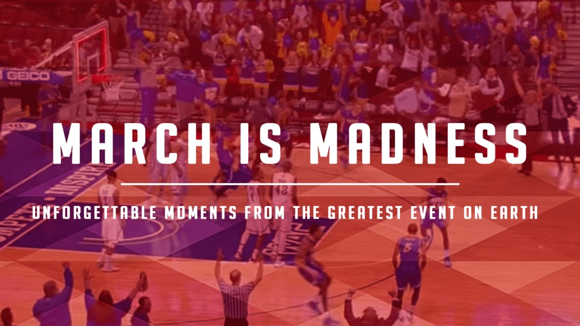 march madness moments