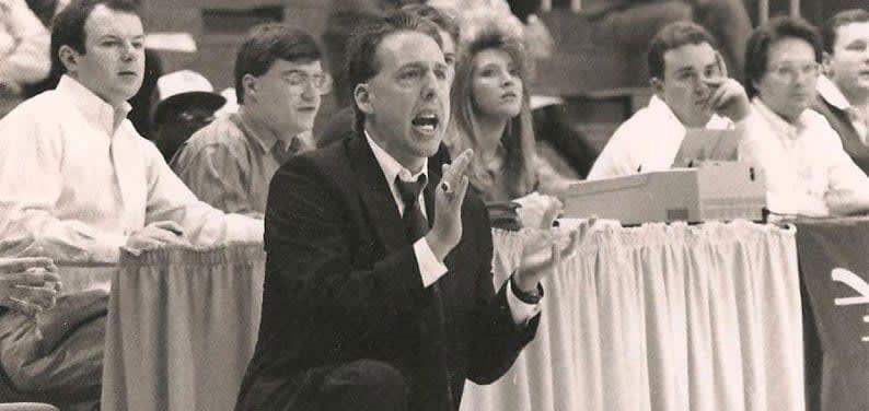 Coach Brian Agler Credit: UMKC Athetics