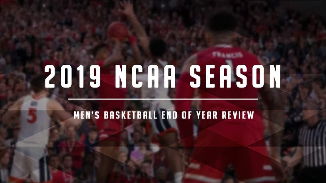 A Season in Review: 2018-19 Men's DI College Basketball