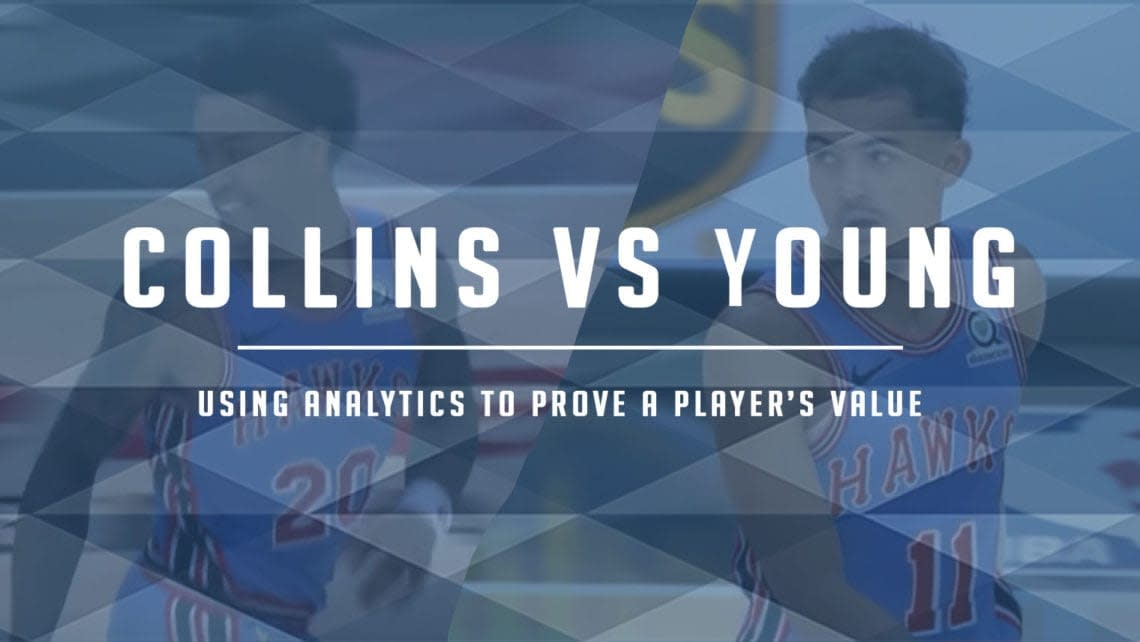 How Good is Trae Young? A Tutorial on Basketball Analytics john collins