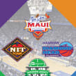 Early season college basketball tournaments