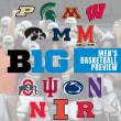 2021-22 Big Ten Men's Basketball Preview