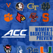 ACC women's basketball preview 2021-22
