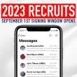 2023 lacrosse recruits