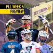 TCO Stadium PLL Week 5 Preview