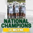 Le Moyne wins DII men's lacrosse championship 2021