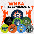 2021 WNBA title contenders ranked