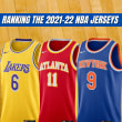 NBA jerseys ranked